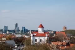 Towers of Vilnius
